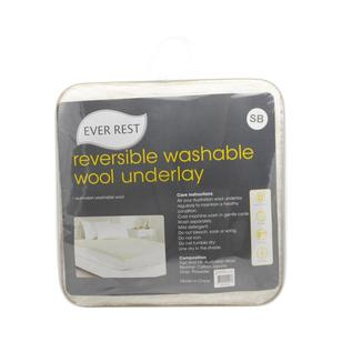 Ever Rest Reversible Wool Underlay