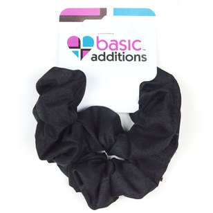 Basic Additions Cotton Fabric Scrunchie