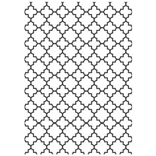 Kaisercraft Lattice Embossing Folder