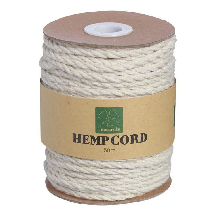 Shamrock Craft Naturals Hemp Cord Spool