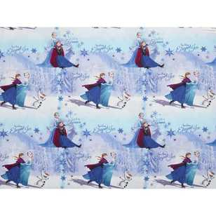 Disney Frozen Ice Skate Fabric