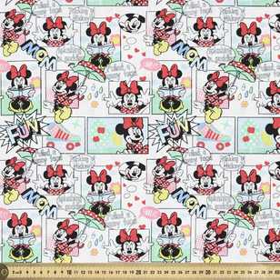 Disney Minnie Mouse Comic Strip