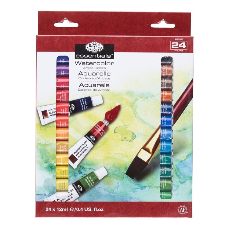 Royal & Langnickel Start In Art Watercolour 24 Piece