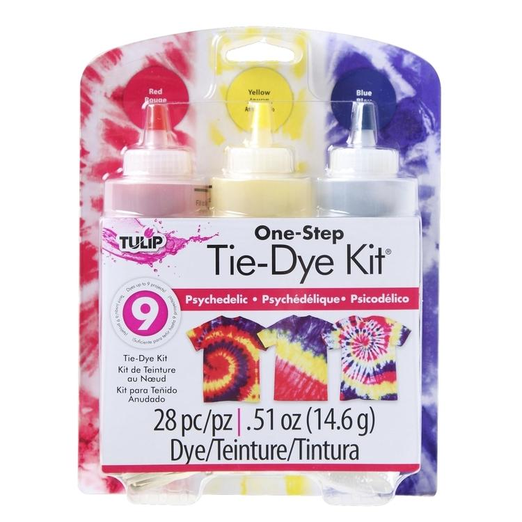 Tulip Tie Dye Kit