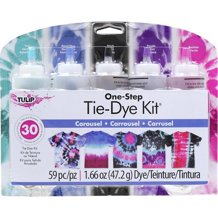 Tulip Tie Dye Kit 5 Pack