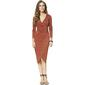 Burda 6829 Women's Dress  8 - 18