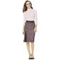 Burda 6835 Women's Skirt  10 - 20