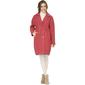 Burda 6844 Women's Coat  6 & 8