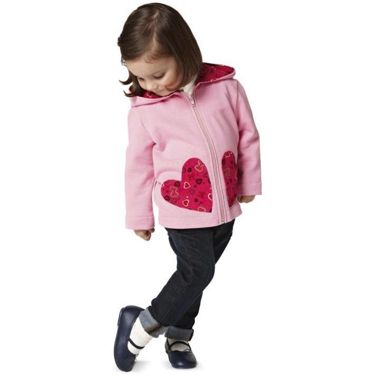 Burda Pattern 9425 Kids Coordinates  18 Months - 7 Years