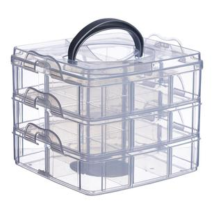 Crafters Choice Clear Bead Snap Storage