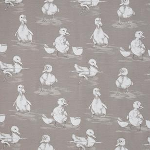 Duck Printed Woven Fabric