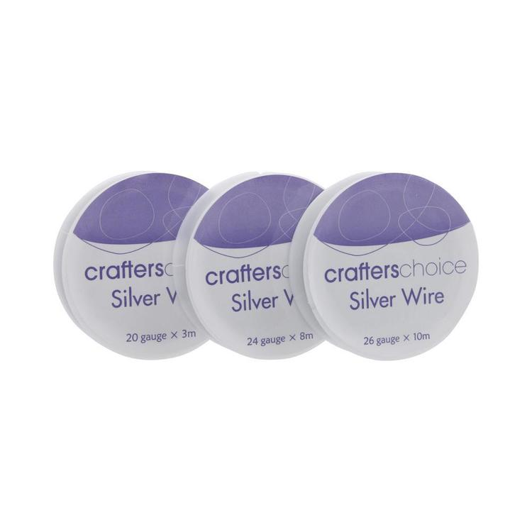 Crafters Choice Wire Value Pack