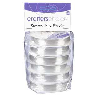 Crafters Choice Stretch Jelly Elastic Pack