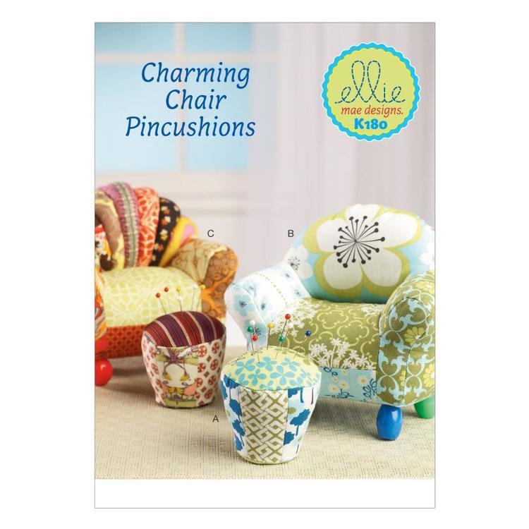 Kwik Sew Pattern K0180 Pin Cushions
