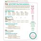 Kwik Sew K0191 Girls' Top Pants & Gown One Size