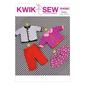 Kwik Sew K4080 Baby Jacket Skirt & Pants One Size