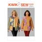 Kwik Sew Pattern K4086 Misses' Jackets