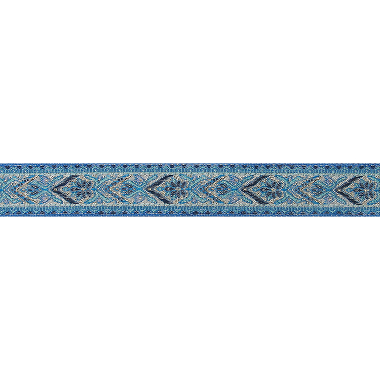 Simplicity Woven 19mm Band Blue 19 mm x 1.2 m