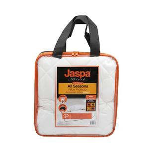 Jaspa Black All Seasons Pillow Protector