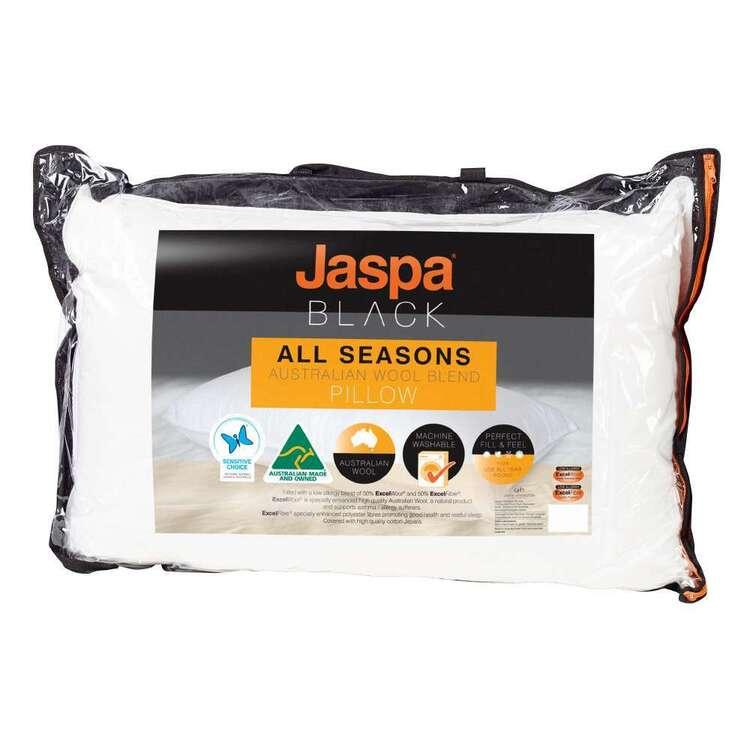 Jaspa Black All Seasons Pillow