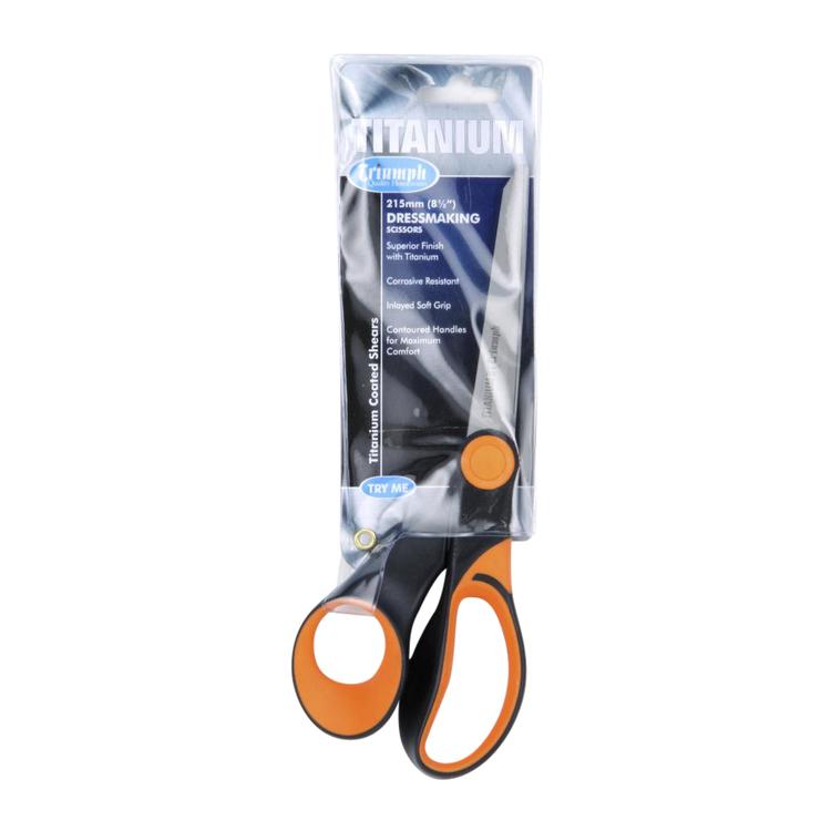 Triumph Titanium Scissors