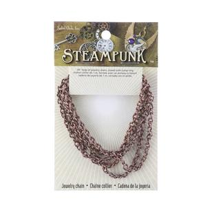 Steampunk Jewellery Chain Style E
