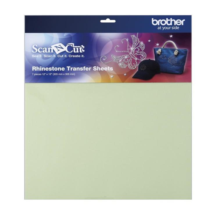 Brother Scan N Cut Rhinestone Trans Sheet