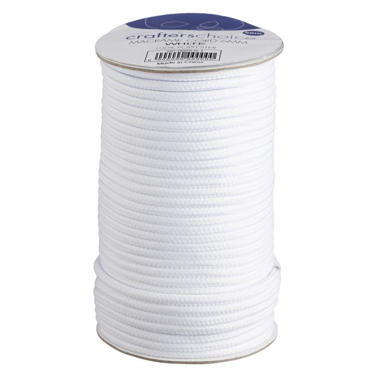 Crafters Choice Macrame Cord At Spotlight Durable Delectable