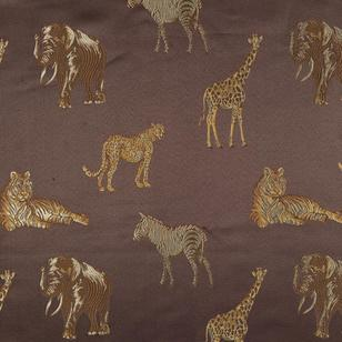 Safari Animal Upholstery