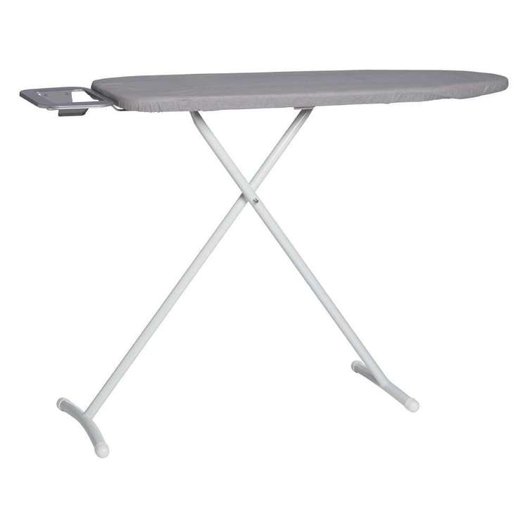 Deluxe Ironing Board Silver