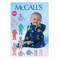 McCalls M7039 Infants' Jackets Bodysuits & Pants All Sizes