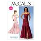 McCalls M7050 Miss Petite Dresses & Belt