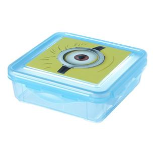 Minions Zak Snap Sandwich Container
