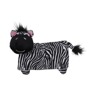 Ladelle Hot Botts Zebra Hot Water Bottle & Cover