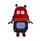 Ladelle Hot Botts Robotic Hot Water Bottle & Cover Blue