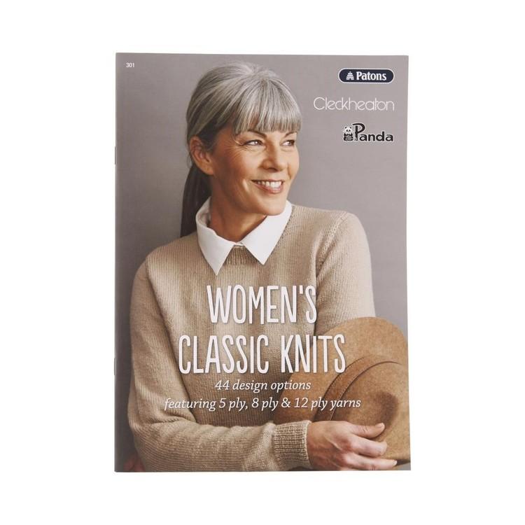 Patons Women's Classic Knits 301