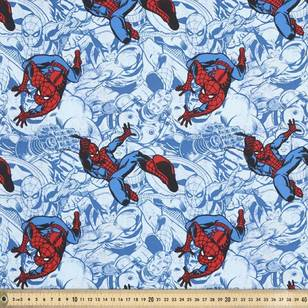Spider-Man Printed Poplin
