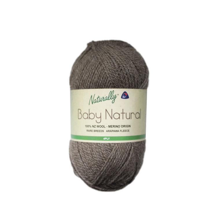 Naturally Baby Naturals 4 Ply Yarn 50 g