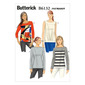 Butterick B6132 Misses' Top