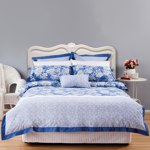 Hyde Park Greta Quilt Cover Set