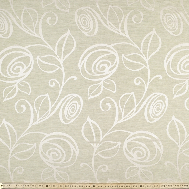 Millie Rose Uncoated Jacquard Fabric