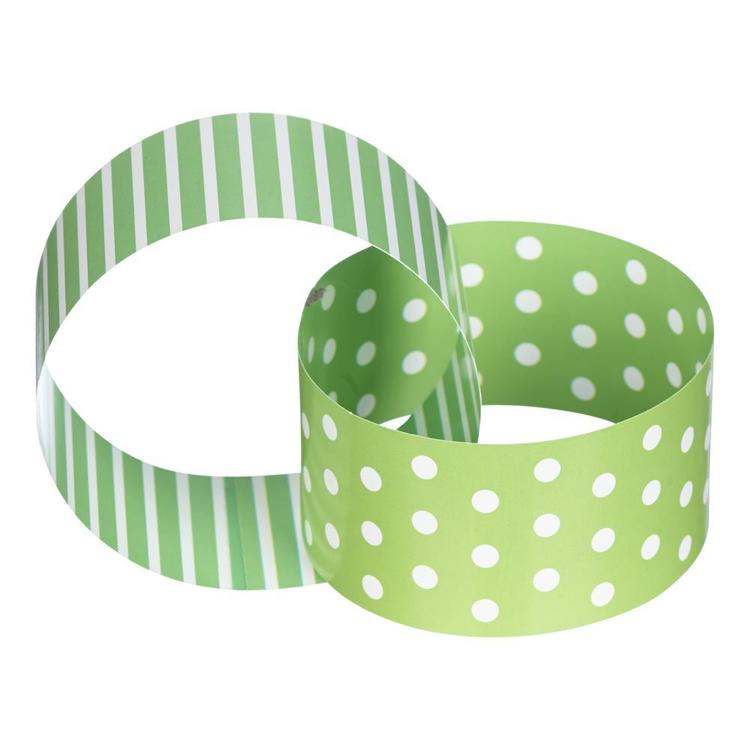 Posh Partyware Paper Chains