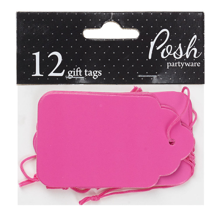 Posh Partyware Paper Gift Tags