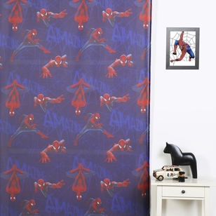 Spider-Man Rod Pocket Curtain