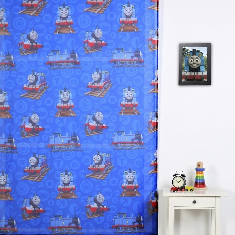 Thomas Rod Pocket Curtain