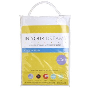 In Your Dreams Waterproof Mattress Protector