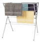 L.T. Williams Metal Airer Silver