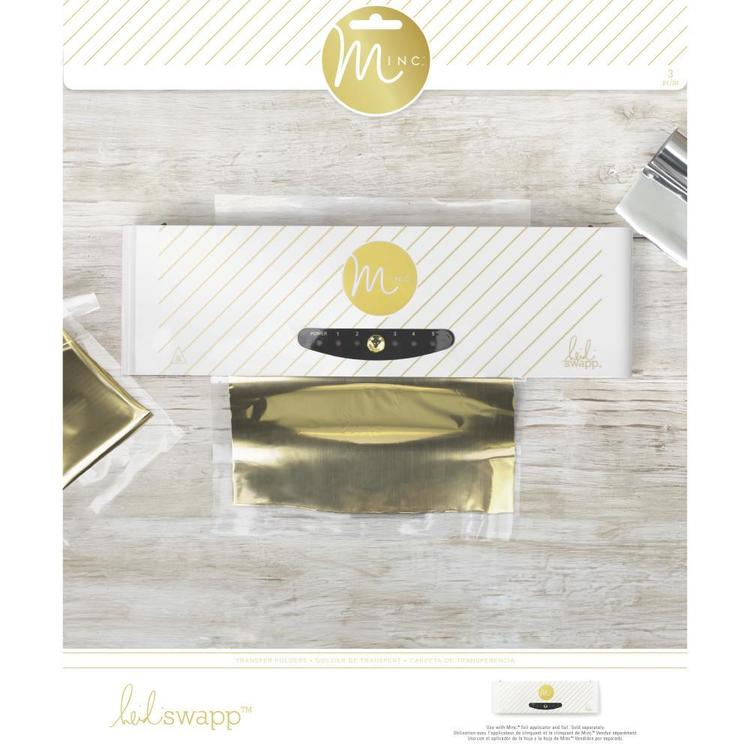 Heidi Swapp Heidi Swapp Minc Two Sizes Transfer Folder Clear