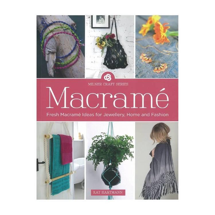 Macrame - Kat Hartmann