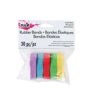 Tulip Extra Wide Rubber Band